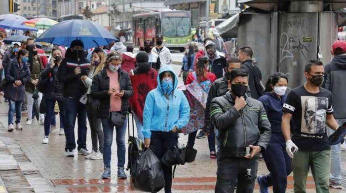 Bogotá decreta cuarentena en tres localidades por pandemia de coronavirus