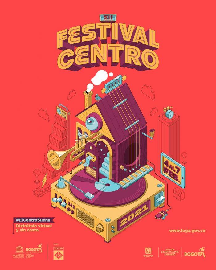 Llega el Festival Centro 2021 con su diversidad de sonidos