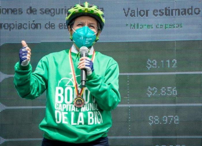 Alcaldía de Bogotá Distrito presentó la Política Pública de la Bicicleta