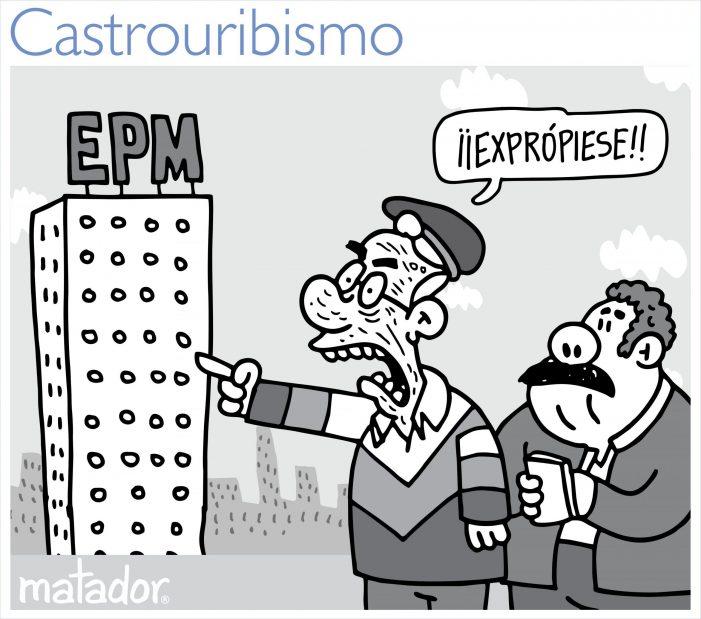 """""""Castrouribismo"""" por Matador"""