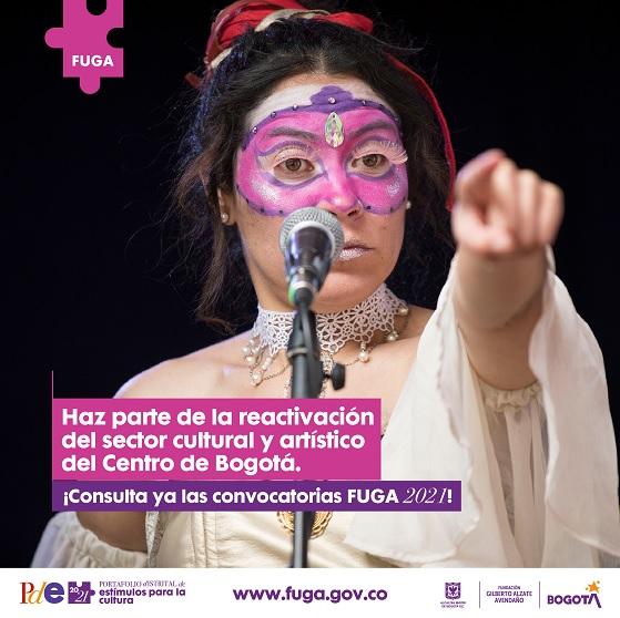 Fundación Gilberto Alzate Avendaño (FUGA) abre 21 convocatorias para el sector Cultura, Recreación y Deporte