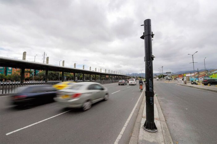 Las cámaras salvavidas de Bogotá