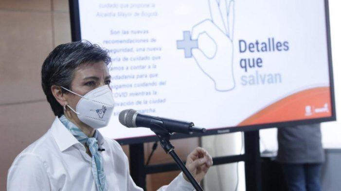 """A """"cuenta gotas"""" se iniciará vacunación en Bogotá el 20 de febrero"""