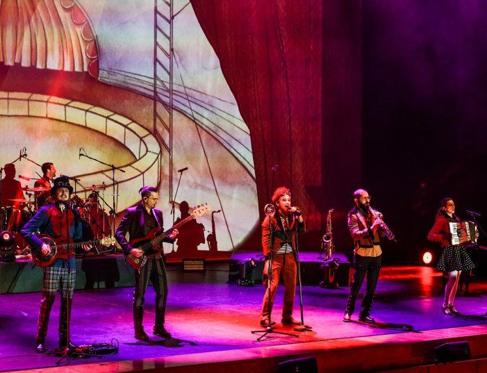 """Burning Caravan presenta """"Más allá del mundo"""" y las fechas de sus conciertos en el Teatro Mayor Julio Mario Santo Domingo"""