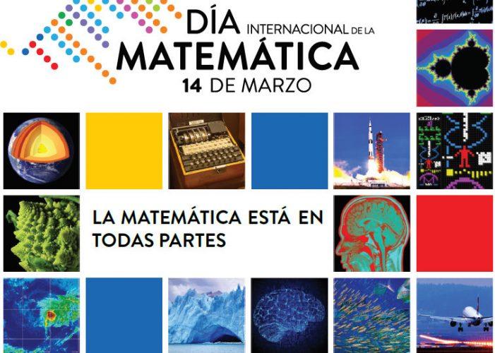 Científicos de todo el mundo se darán cita en la Semana de las Matemáticas