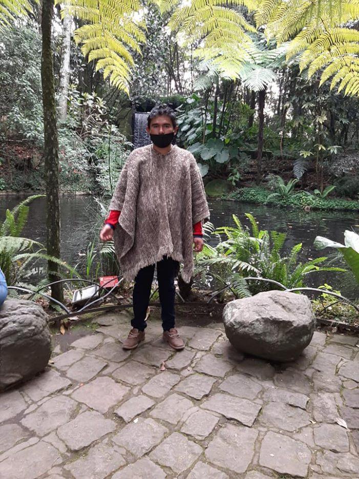 Helbert Ruiz: gestor ambiental y social de Mochuelo Bajo en la localidad de Ciudad Bolívar