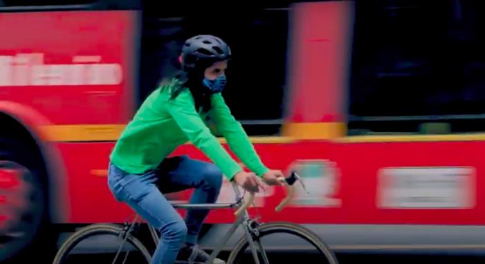 Bogotá le apuesta a un mayor uso de la bicicleta por parte de las mujeres