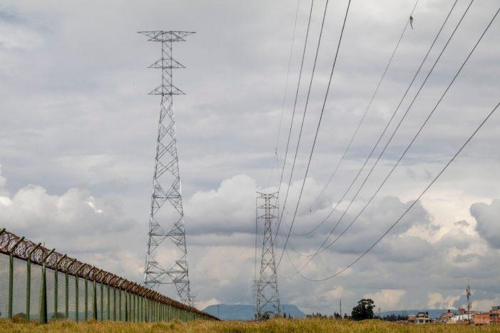 Continúa el traslado de la infraestructura eléctrica por próxima construcción del Metro de Bogotá