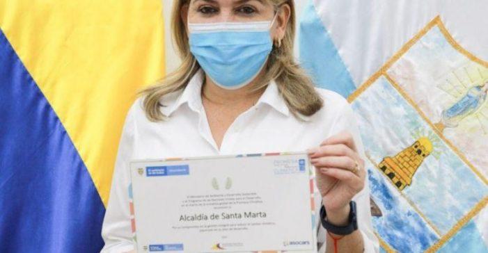 Programa de Naciones Unidas para el Desarrollo y Miniambiente exaltan Plan de Desarrollo de la Alcaldía de Santa Marta