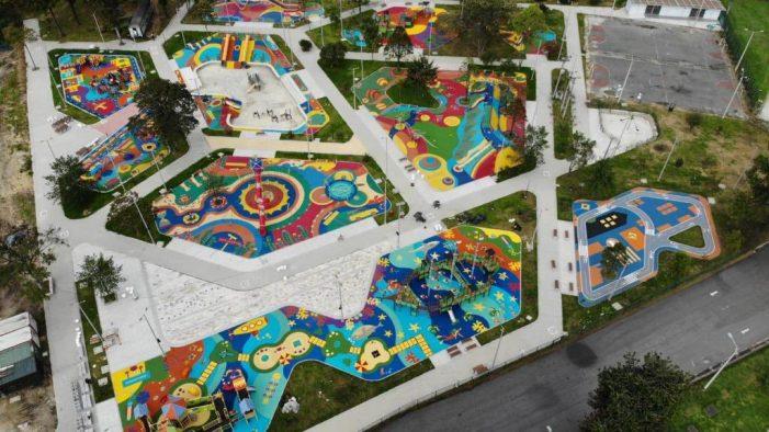 El Parque de los Niños de Bogotá abre nuevamente sus puertas a la ciudadanía