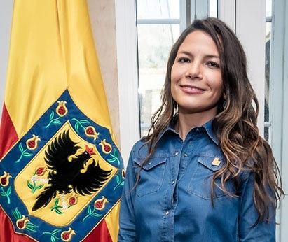 Margarita Díaz Casas, nueva directora de la Fundación Gilberto Alzate Avendaño (FUGA)