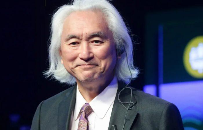 """Michio Kaku: """"Llegar a los extraterrestres es una idea terrible"""""""