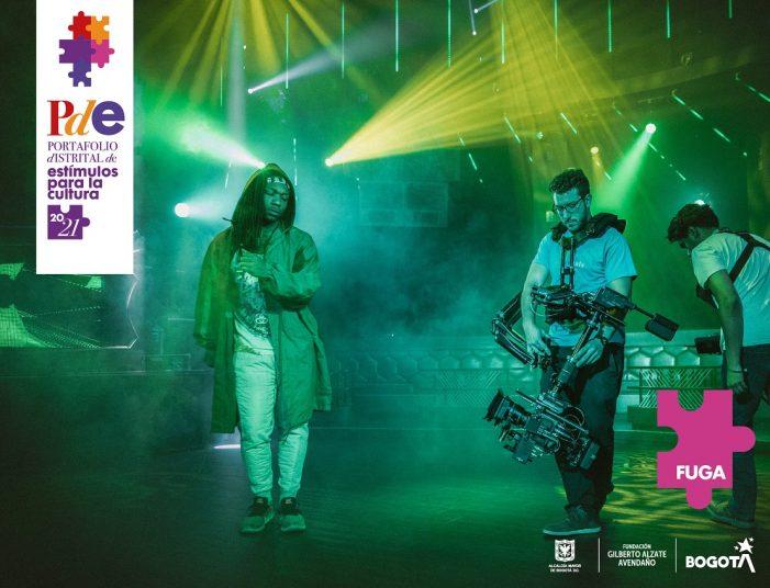 FUGA abre convocatorias de becas Videoclips musicales, becas Veámonos en 360° y Pasantías Artísticas en Bogotá