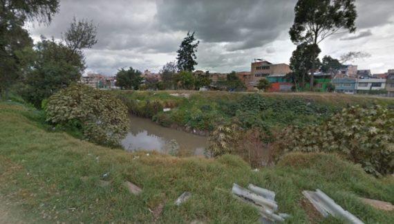 Sara Sofía: Cuerpos de Socorro encuentran huesos en una bolsa en el río Tunjuelito