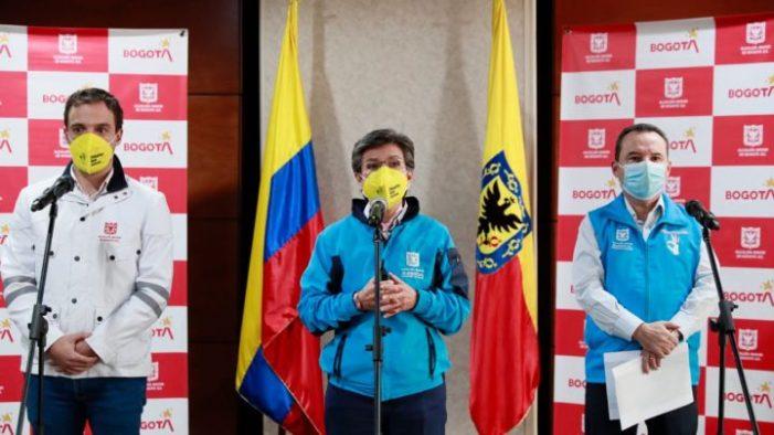 Levantan la cuarentena del fin de semana y pico y cédula en Bogotá
