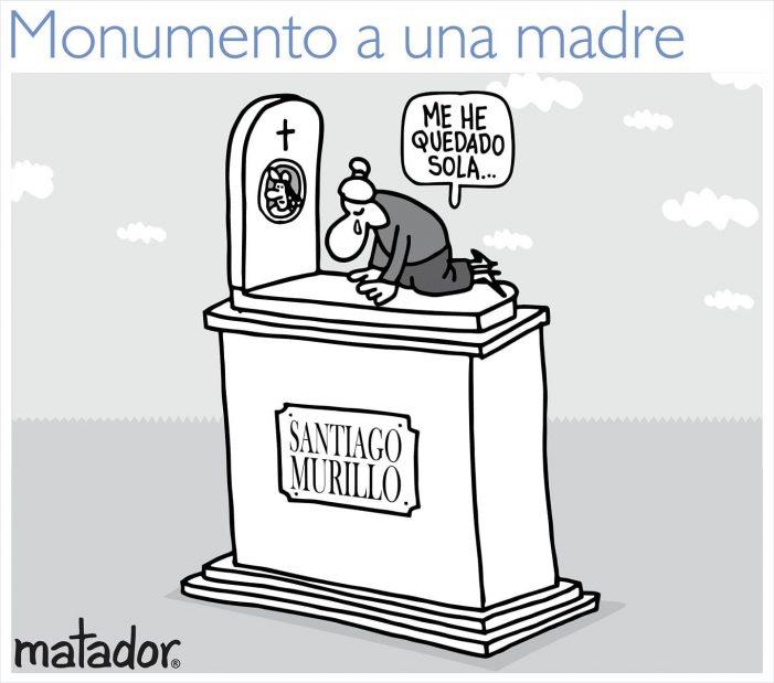 Monumento a una madre….por Matador