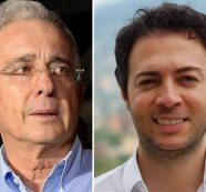 Twitter borró peligroso trino de Álvaro Uribe por denuncia del alcalde de Medellín