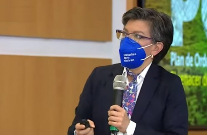 Claudia López presenta el nuevo POT de Bogota