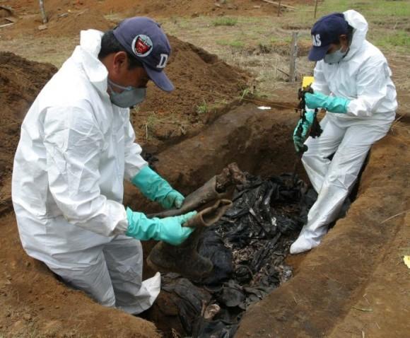 JEP recuperó tres cuerpos de personas reportadas como desaparecidas