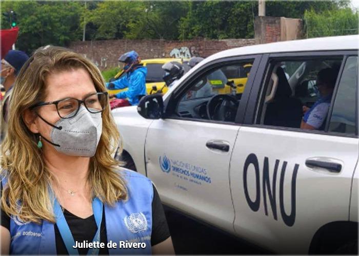 El ataque a la Misión de la ONU en Cali por parte de la policía que escandalizó al mundo