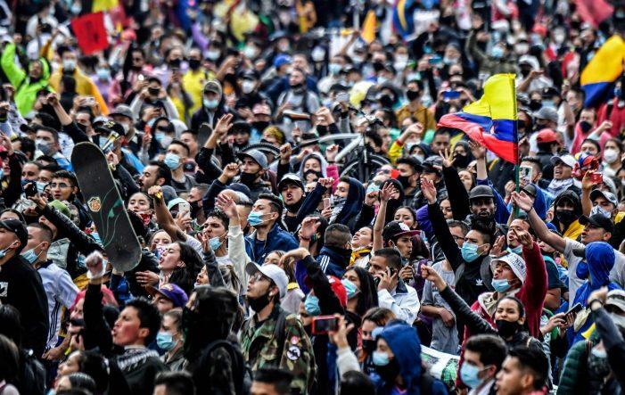 Comité Nacional de Paro convoca nueva movilización para el 5 de mayo