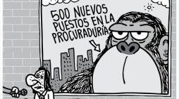 """Margarita """"Cabello"""" de King Kong…..Por Matador"""