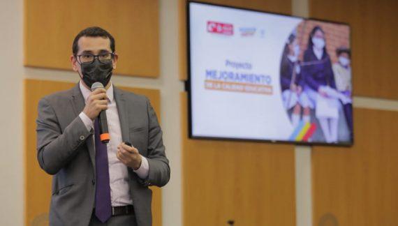 Convenio entre la Gobernación de Cundinamarca y la Fundación Alquería Cavelier por el mejoramiento de la calidad educativa