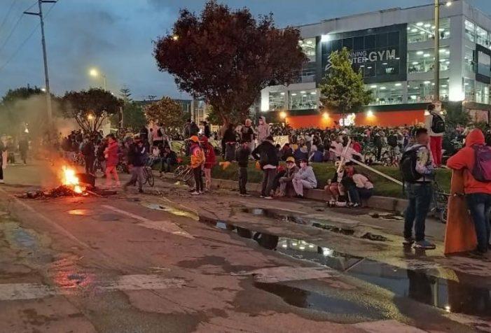 Identifican al joven que murió durante las manifestaciones en Suba