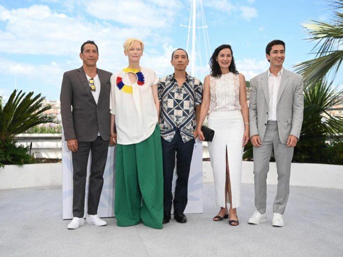 """Película """"Memoria"""" galardonada en el Festival de Cannes"""