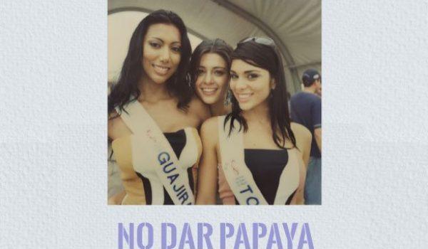 """""""No dar papaya"""", un registro del paso del tiempo en Colombia"""