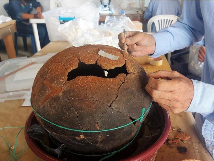 Hallan piezas arqueológicas con más de 2.820 años de antigüedad en la Plata (Huila)