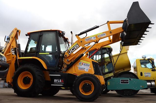 Gobernación de Cundinamarca adjudica compra de maquinaria amarilla por $28.254 millones