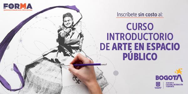 Inscripciones al Curso Introductorio de Arte en Espacio Público