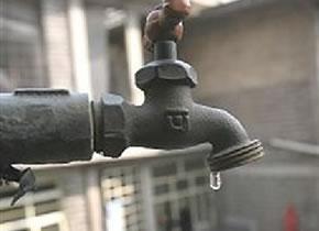 Cortes de agua previstos este miércoles 29 de septiembre en Bosa