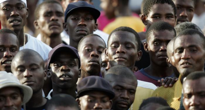 ¿Quién escucha a los haitianos?