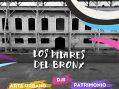 """""""Los pilares del Bronx"""" intervención en Bronx Distrito Creativo"""