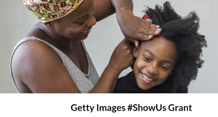 Convocatoria#ShowUs Grant: Beca para artistas con una visión inclusiva de la belleza